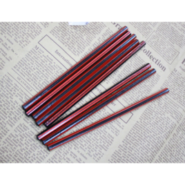 DIPPED STRIPPED PENCIL