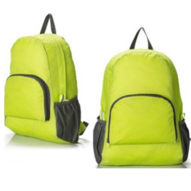 FOLDABLE PROMOTIONAL 420D BACKPACK